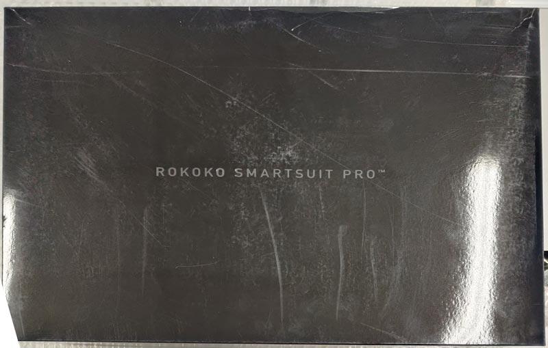 rokoko smartsuit pro box