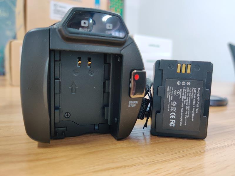 松典摄像机电池